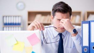 work pressure